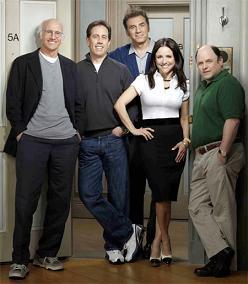 Seinfeld Curb Reunion